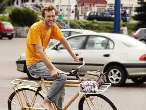 max love gold bike