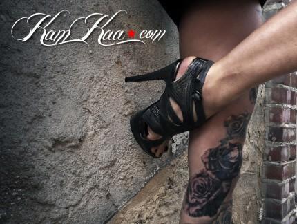 high heals tatoo