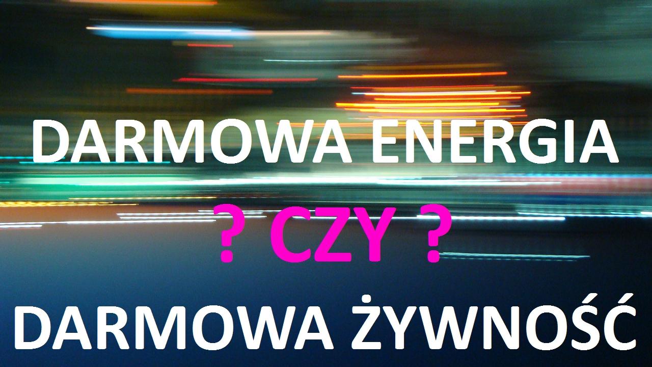 darmowa energia