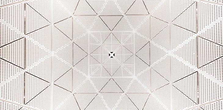 Święta Geometria i piramidy. Jak przedstawić świadomość człowieka kilkoma kształtami?